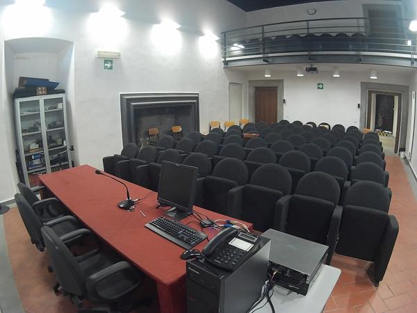Sala Conferenze (La Moderna)