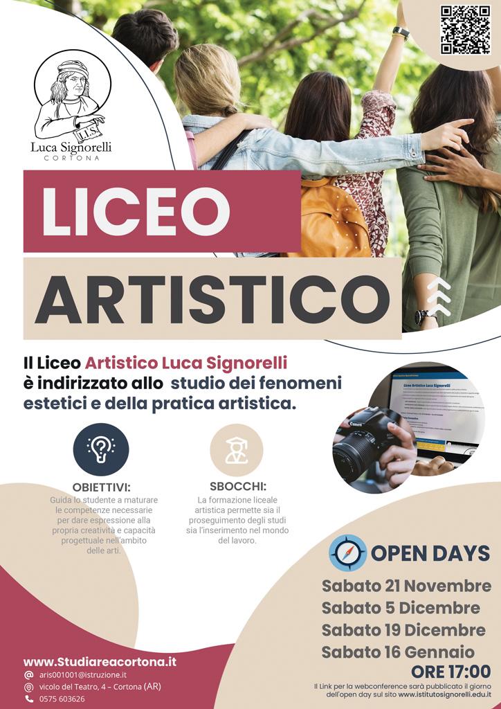 Brochure corso Liceo Classico