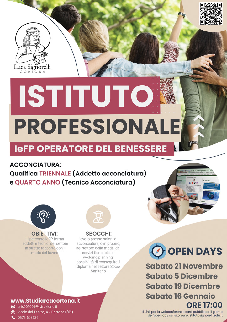 Brochure corso IeF P